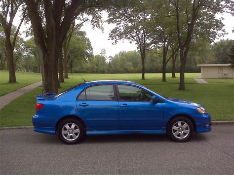 2008 Toyota Corolla Related Infomation,specifications
