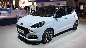 New Hyundai I10 Supermini Makes Motor Show Debut