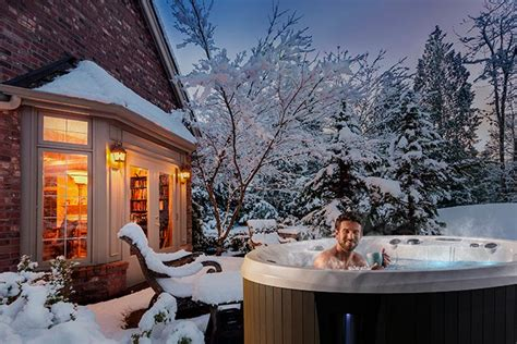 mi backyard hot tubs cottage cabin gallery