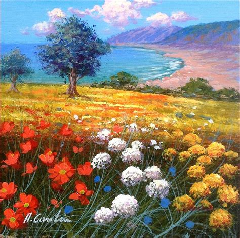 Italian Landscape Oil Paintings