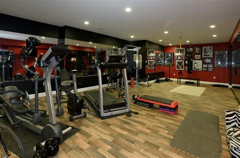 Basement Without Windows by 6 Impressive Home Gyms That Offer The Ultimate Personal