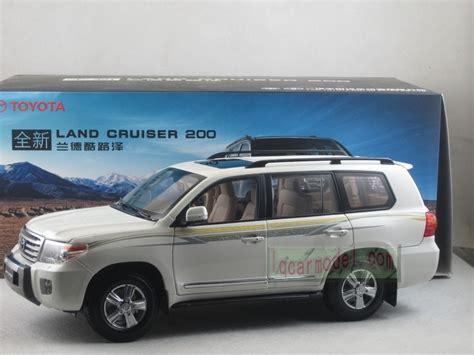 1 metal diecast china 2012 toyota land cruiser 200 lc200 new white 2101155 us 89 00