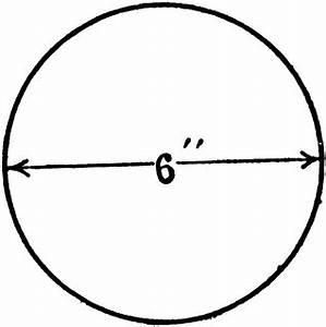 6 3 In Cm : circle with 6 inch diameter clipart etc ~ Dailycaller-alerts.com Idées de Décoration