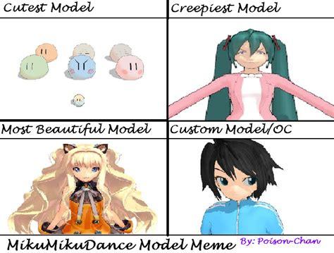 Mmd Meme Download - mmd model meme by kurokuroku on deviantart
