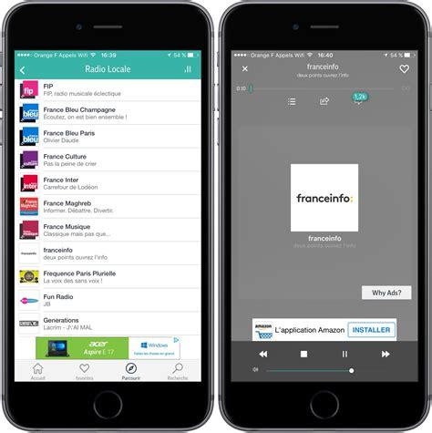 tunein radio android tunein radio pro 2016 android