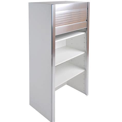 cuisine caisson caisson de cuisine haut bf60 delinia blanc l60 x h126 x