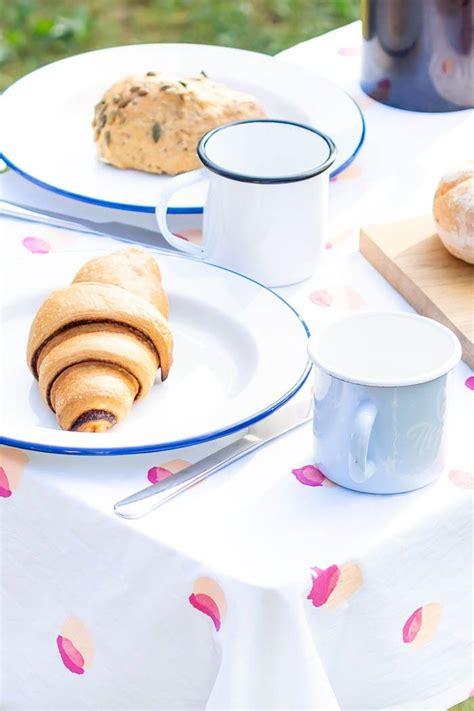 Tischdecke Selber Machen by Tischdecke Selber Machen Diy Diy Food Diy Und