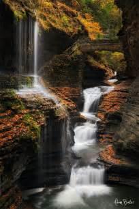 Rainbow Falls Watkins Glen New York