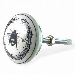 Bouton De Meuble Vintage : bouton de meuble couronne et bourdon vintage ~ Melissatoandfro.com Idées de Décoration
