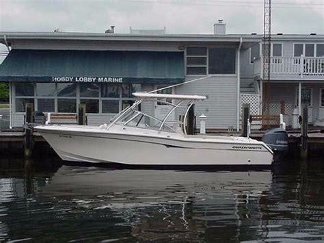 Fishing Boat Rentals Toms River Nj by 2008 Grady White Tournament 275 27 Foot White 2008 Grady