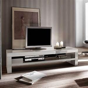 Tv Bank Weiß Holz : lowboard tv lowboard tv unterteil tv bank modern in hochglanz wei ~ Whattoseeinmadrid.com Haus und Dekorationen