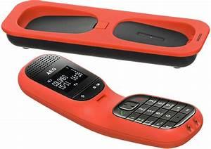 Telefon Schnurlos Retro : aeg colombo dect telefon retro laber gurke f rderland ~ Watch28wear.com Haus und Dekorationen