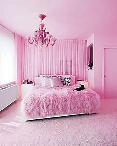Creative Influences: Pink Bedroom!