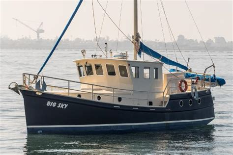 Diesel Boats For Sale by Diesel Duck Boats For Sale Boats