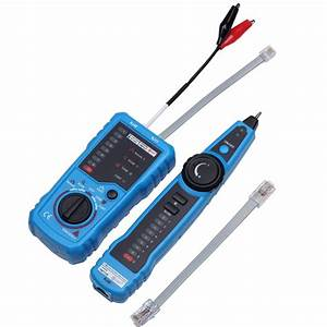 Bside Fwt11 Rj11 Rj45 Wire Tracker Tracer Telephone