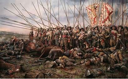 Europe Wars Religious 1524 Battle 1648 War
