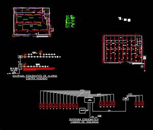 Video Surveillance Dwg Block For Autocad  U2022 Designs Cad