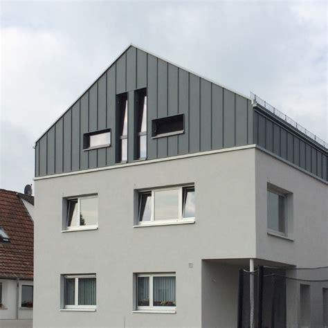 Dachüberstand Verkleiden Zink by Metallarbeiten Holzbau Euler De