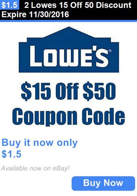 98466 11 Lowes Coupon by 1000 Ideas About Lowes Coupon On Great