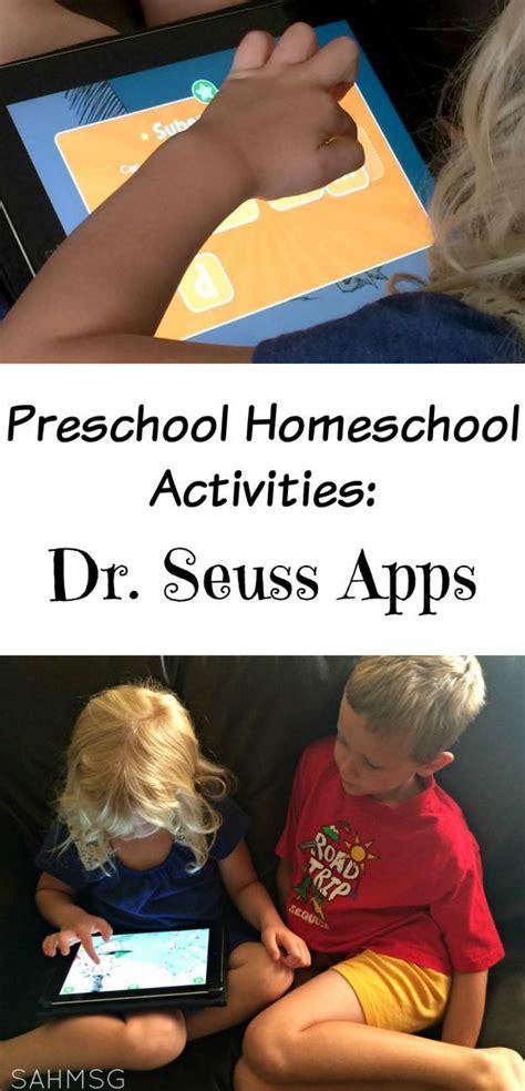 preschool homeschool activities dr seuss apps 771 | 9dc3bc228f6275d43c0653006fdf36fa