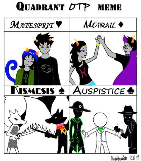 Homestuck Memes - homestuck quadrant meme by musiciouspoet on deviantart