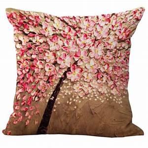 Kissenhülle 80x80 Sofa : floral baum sofa kissenbez ge kissenbezug dekokissen kissenh lle pillow case ebay ~ Markanthonyermac.com Haus und Dekorationen