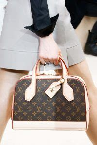 louis vuitton fallwinter  runway bag collection featuring mini trunks spotted fashion