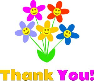 Free Thank You Clipart Thank You Clip