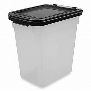Buy Iris USA™ Airtight 10-Pound Pet Food Storage Container ...