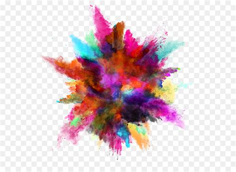 color picture of color explosion stock photography white royalty free