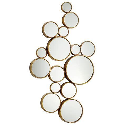 Bubbles Mirror   MOSS MANOR: A Design House
