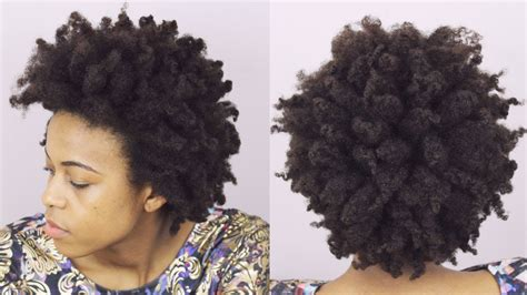 Chunky Two Strand Twist Out Tutorial