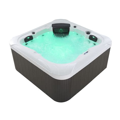 Whirlpool Garten Verbrauch by Outdoor Whirlpool Mit Heizung Led Ozon Tub F 252 R 4