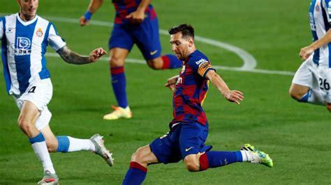 Barcelona vs. Espanyol - Resumen de Juego - 8 julio, 2020 ...