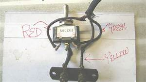 Emerson 2-speed Fan - Wiring Question