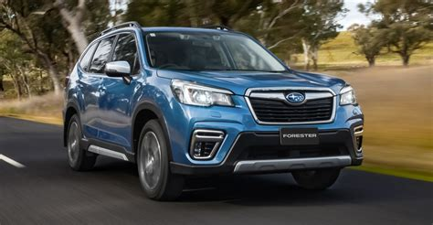 subaru forester pricing  specs caradvice