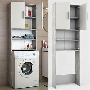 Trockner Und Waschmaschine übereinander : waschmaschinen schrank preisvergleiche ~ Michelbontemps.com Haus und Dekorationen