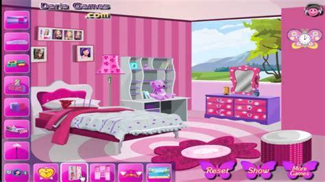 decorate barbies bedroom games  kids  youtube