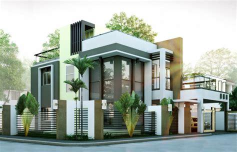 Modern House Designs Series Mhd2014010  Pinoy Eplans