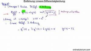 Differentialgleichung Online Berechnen : mathematik nachhilfe videos vorlesungen bungen xiv lineare differentialgleichungen lineare ~ Themetempest.com Abrechnung