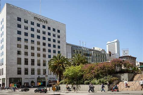 Macy's Department Store   Union Square Shopping Guide
