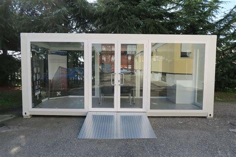 Noleggio Container Uso Ufficio - container vetrati uso ufficio o negozio sogeco