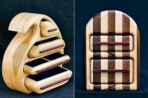 Woodwork Diy Wood Jewelry Box PDF Plans