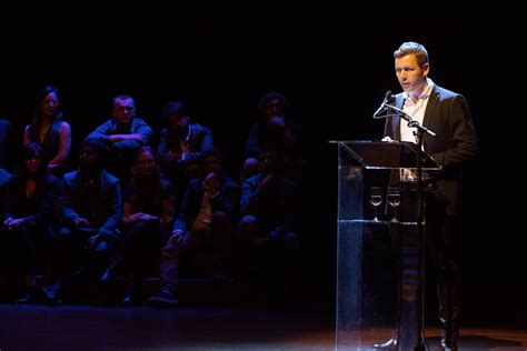 Speech By Mads Nissen At The 2015 Awards Ceremony  World Press Photo