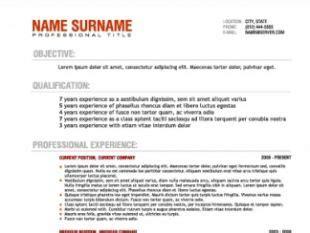 creative resume template design vectors   vectors