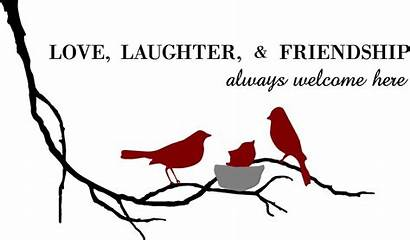 Laughter Friendship Quotes Medicine Friends Welcome Sayings