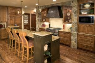 rustic kitchen design ideas 27 rustic kitchen designs