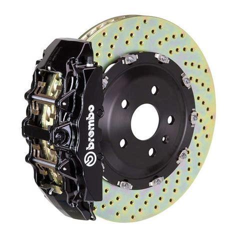 brembo gt 345mm black big brake kit for g500 gwagenparts mercedes g class parts