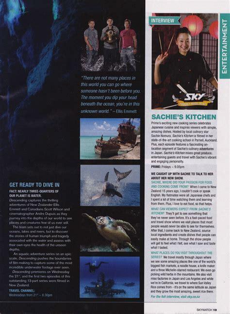 Cru Magazine 2013 08 By Sky Magazine Gowildproductions Co Nz