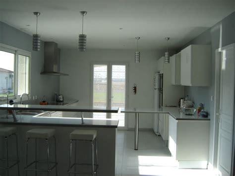 cuisine blanc cuisine blanc gris taupe